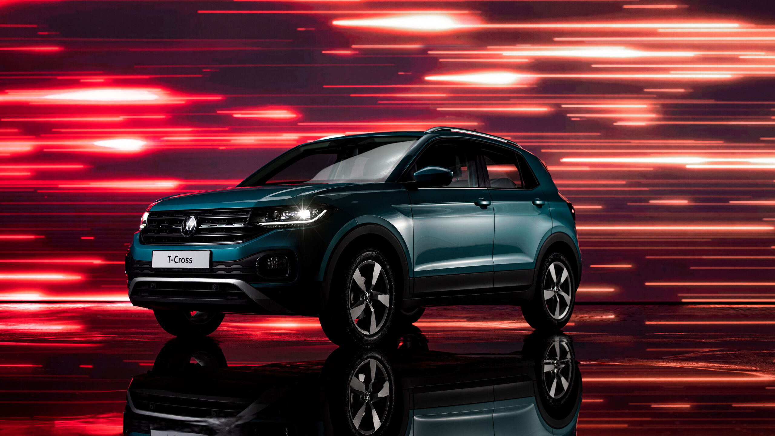 VW T-Cross дизайн