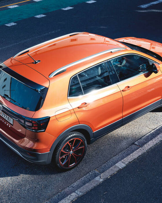 T-Cross Energetic Orange